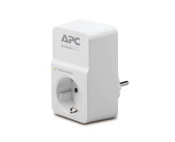 APC Essential SurgeArrest, 1 outlet, 230V, PM1W-GR
