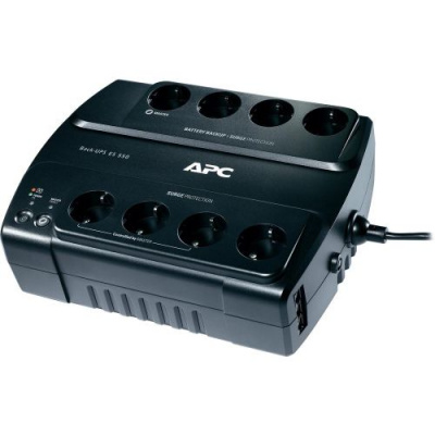 APC Power-Saving Back-UPS ES 8 Outlet 550VA 230V CEE 7/7 BE550G-GR