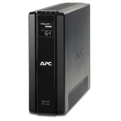APC Power-Saving Back-UPS Pro 1500, 230V, Schuko BR1500G-GR
