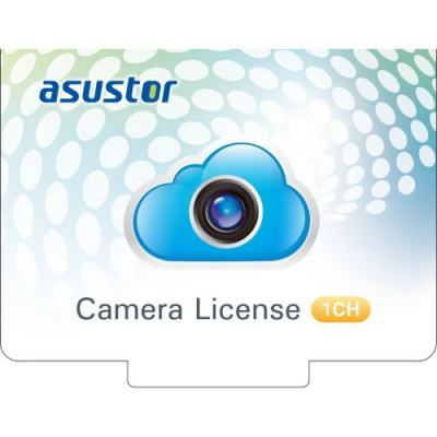 ASUSTOR Camera License (1 Channel)