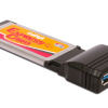 CalDigit USB 3.0 SuperSpeed Express Card for Laptop