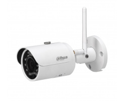 Dahua Easy4ip HFW1435S-W H.265 Outdoor Bullet Wi-Fi Camera