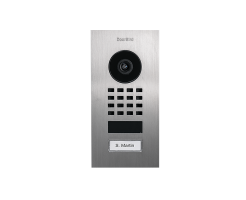 DoorBird IP Video Door Station D1101V flush-mounting