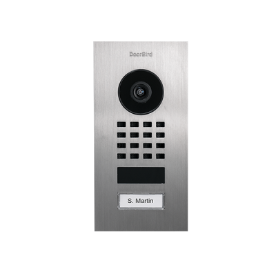 DoorBird IP Video Door Station D1101V Inbouw