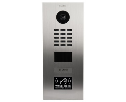 DoorBird IP Video Door Station D2101WV Touch-Free