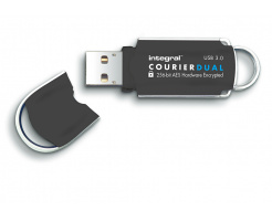 Integral Courier Dual USB 3.0 16 GB