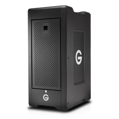 G-Technology G-SPEED Shuttle XL 60TB Thunderbolt 3 with ev Series Bay