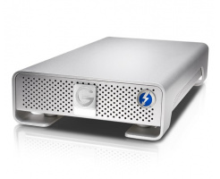 G-Technology G-DRIVE 4TB 7200RPM Thunderbolt & USB3