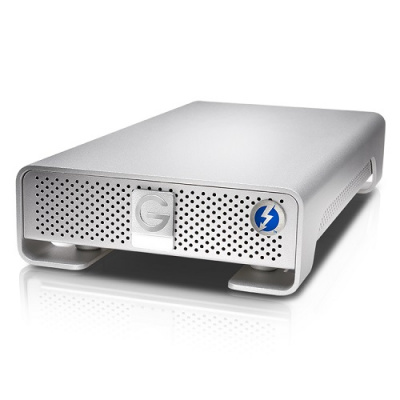 G-Technology G-DRIVE 6TB 7200RPM Thunderbolt & USB3