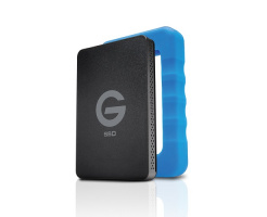 G-Technology G-DRIVE ev RaW SSD 500GB