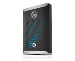 G-Technology G-DRIVE mobile Pro Thunderbolt 3 SSD 2TB