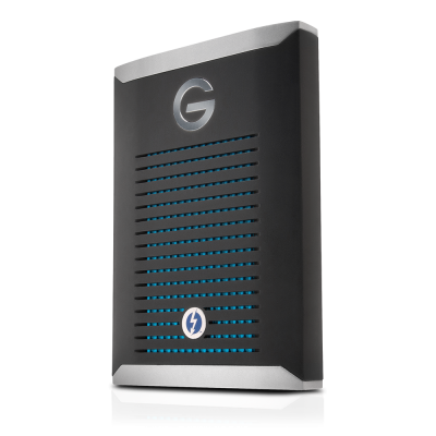 G-Technology G-DRIVE mobile Pro Thunderbolt 3 SSD 500GB