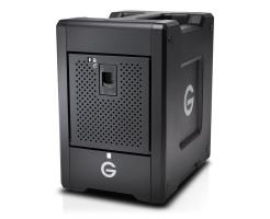 G-Technology G-SPEED Shuttle 4Bay 24TB Thunderbolt 3 with ev Series