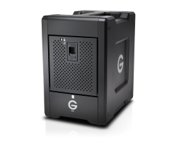 G-Technology G-SPEED Shuttle 4Bay Thunderbolt 3 SSD 8TB