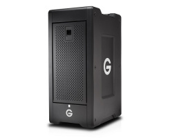 G-Technology G-SPEED Shuttle XL Thunderbolt 2 60TB met ev Series Bay