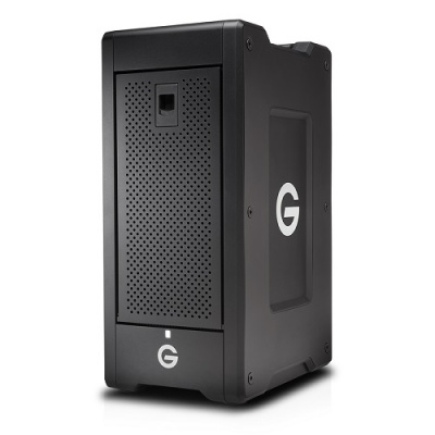 G-Technology G-SPEED Shuttle XL Thunderbolt 2 36TB met ev Series Bay