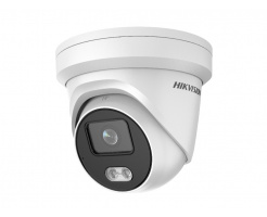 Hikvision DS-2CD2347G2-LU Colorvu 2.0 4MP 2.8mm Wit Mic.