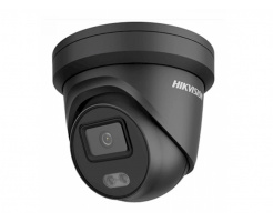 Hikvision DS-2CD2347G2-LU Colorvu 2.0 4MP 2.8mm Zwart mic.