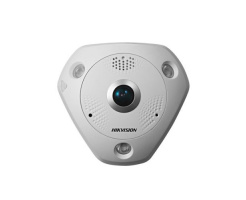 Hikvision DS-2CD6332FWD-IVS 3MP WDR Fisheye Outdoor Network Camera