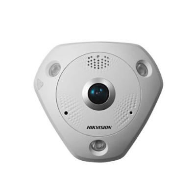 Hikvision DS-2CD6362F-IVS 6MP WDR Fisheye Outdoor Network Camera