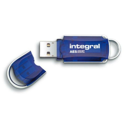 Integral Courier Secure USB 3.0 64GB