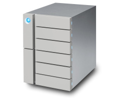 LaCie 6big 84TB Thunderbolt3 & USB 3.1