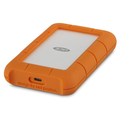 LaCie Rugged Mobile 5TB USB-C