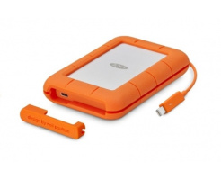 LaCie Rugged Thunderbolt USB-C SSD 500GB