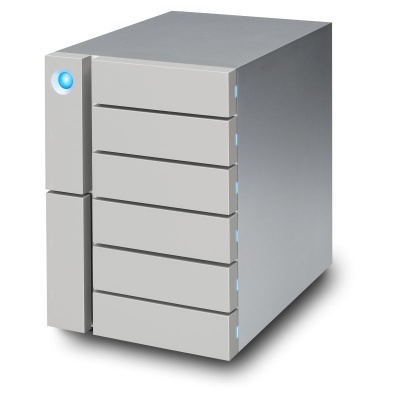 LaCie 6big 36TB Thunderbolt3 & USB 3.1