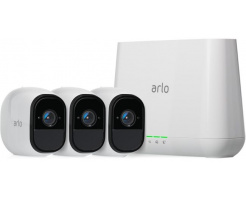 Netgear Arlo Pro VMS4330 Smart Security System (3 x Camera)