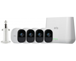 Netgear Arlo Pro VMS4430 Smart Security System (4 x Camera)