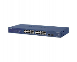 Netgear ProSafe GS724T 24 ports Gigabit Switch