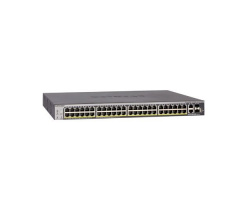 Netgear S3300-52X-PoE+ Gigabit Stackable Smart Switch
