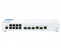 QNAP QSW-M408-2C Layer 2 Web Managed Switch