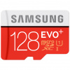 128GB Samsung MicroSDHC EVO+ incl. Adapter MB-MC128DA