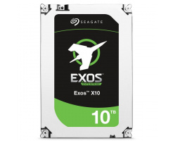 10TB Seagate Exos X10 (Enterprise Capacity) SATA HDD ST10000NM0016