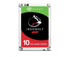 10TB Seagate Guardian IronWolf NAS ST10000VN0008