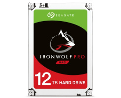 12TB Seagate Guardian IronWolf NAS ST12000VN0008