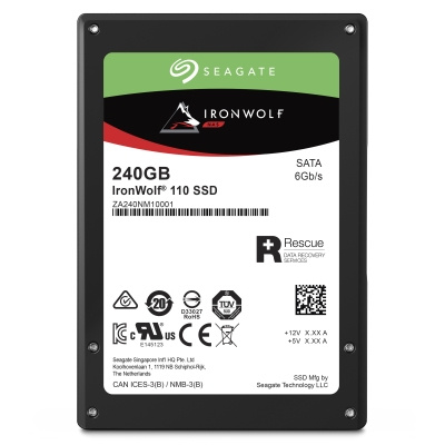 240GB Seagate IronWolf 110 SSD ZA240NM10011