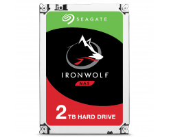 2TB Seagate Guardian IronWolf NAS ST2000VN004