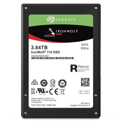 3.84TB Seagate IronWolf 110 SSD ZA3840NM10011