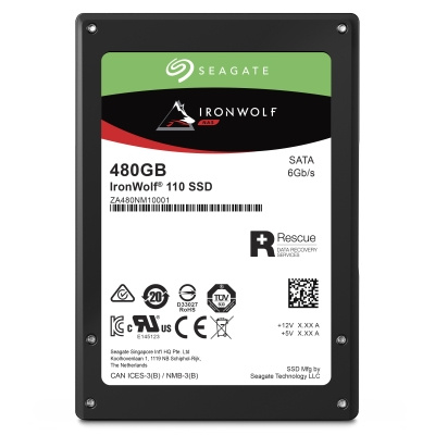 480GB Seagate IronWolf 110 SSD ZA480NM10011