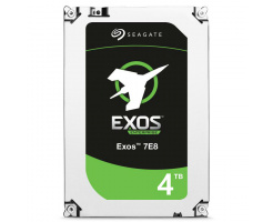 4TB Seagate Exos 7E8 (Enterprise Capacity) SAS HDD ST4000NM0125