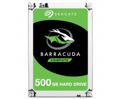 500GB Seagate Guardian BarraCuda HDD ST500LM030