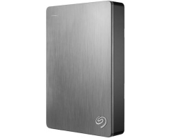 Seagate Backup Plus Portable - 4TB Zilver
