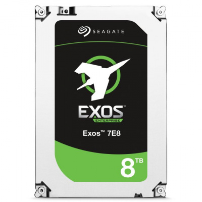 8TB Seagate Exos 7E8 (Enterprise Capacity) SAS HDD ST8000NM0075