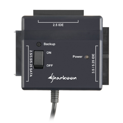 Sharkoon DriveLink USB 2.0