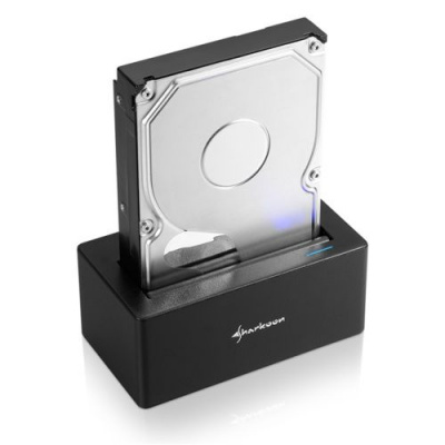 Sharkoon SATA QuickPort USB 3.1 Type C