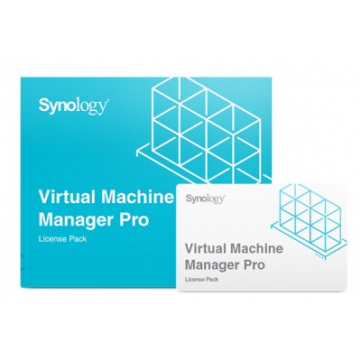 Synology Virtual Machine Manager PRO-7NODE 3 jarige licentie