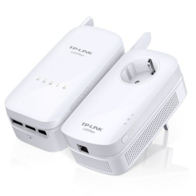 TP-LINK AV1200 Gigabit Powerline AC Wi-Fi Kit (2 stuks) TL-WPA8630 KIT